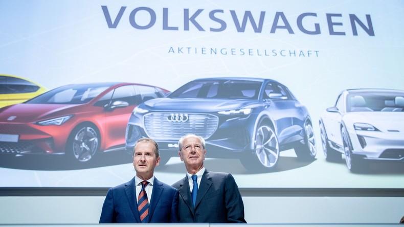 Marktmanipulation: Anklage gegen Volkswagen-Spitze