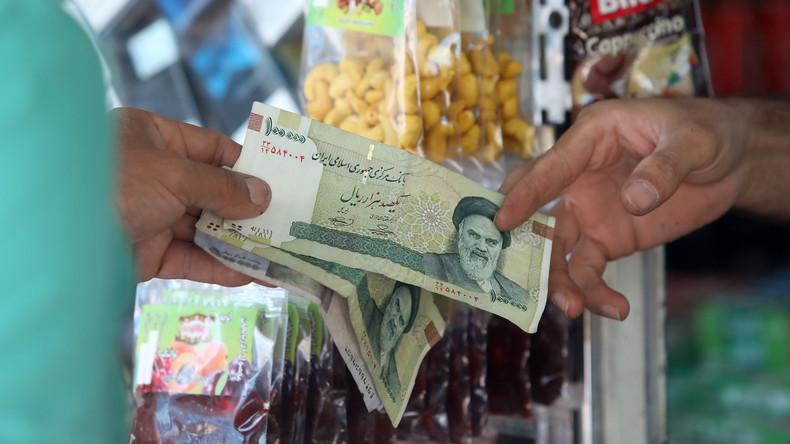 """Auswirkungen der US-Sanktionen gegen den Iran sind keine """"Todesspirale"""""""