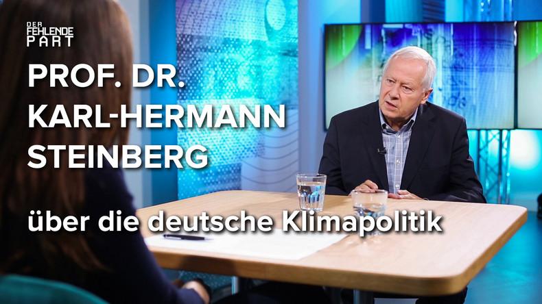 """""""Die Basis muss schon Wissen sein"""" – DDR-Umweltminister a.D. zu Klima-Aktivismus"""