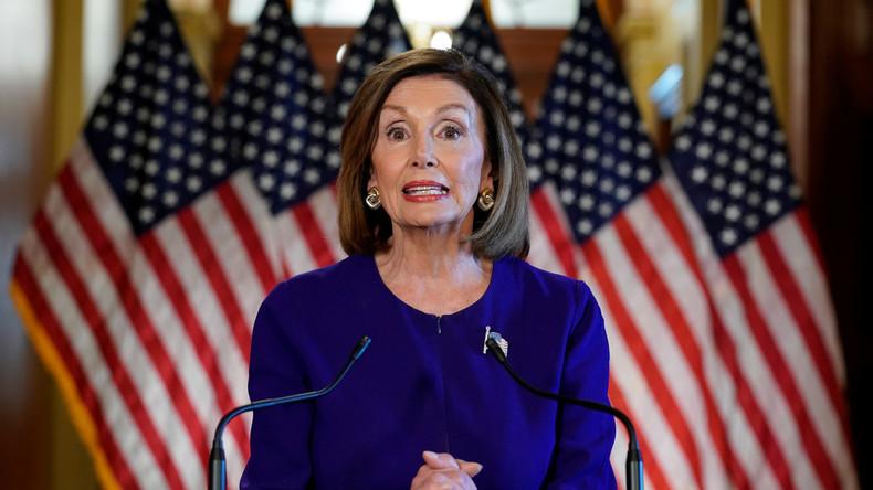 US-Demokraten gegen Trump – Amtsenthebungsverfahren wegen Verfassungsbruchs gefordert