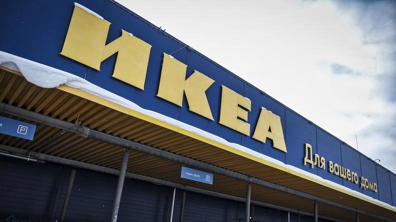 IKEA entschuldigt sich für Werbekampagne mit KZ-Slogan in Russland
