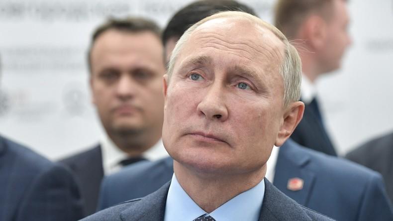 Putin: Bin nicht gegen liberale Ideen, aber sie sollten nicht aufgedrängt werden