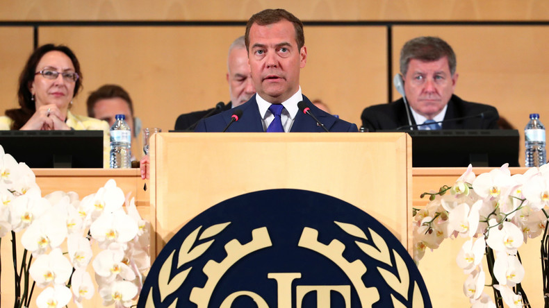 Internationale Arbeitsorganisation:  Russland leistet sehr wichtigen Beitrag zu unserer Arbeit