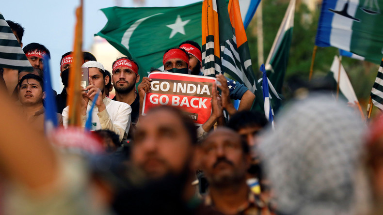 """Keine Diplomatie im Kaschmirkonflikt: Indischer Außenminister bezeichnet Pakistan als """"Terroristan"""""""