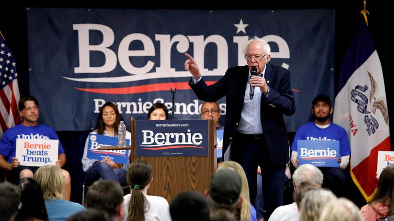 US-Präsidentschaftskandidat Bernie Sanders: Milliardäre haben kein Existenzrecht