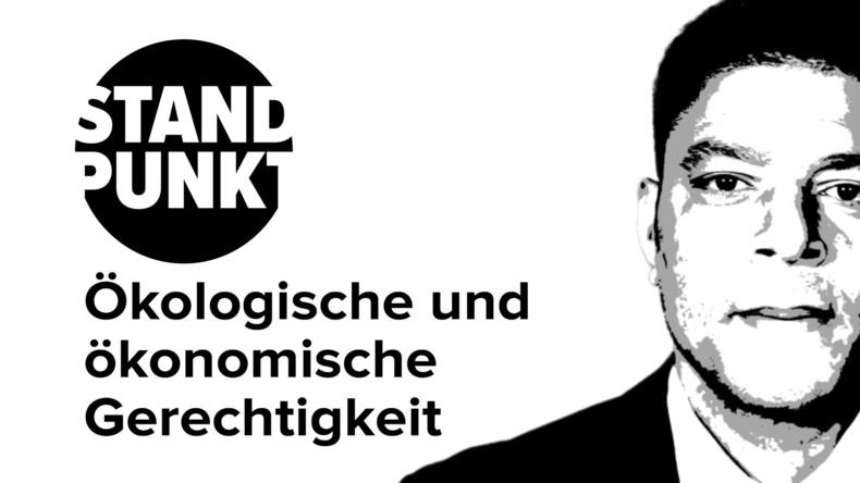 """""""Ökologische und ökonomische Gerechtigkeit"""": Ein Plädoyer für Greta und """"Fridays for Future"""" (Video)"""