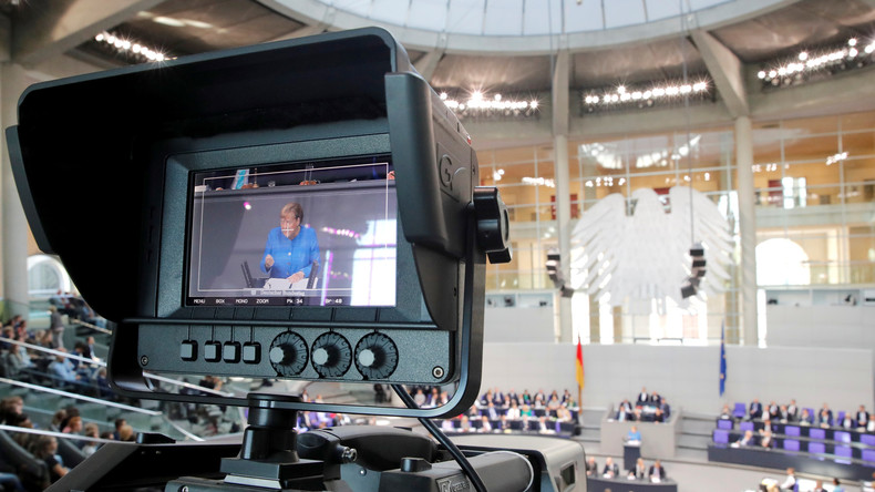 LIVE: 115. Sitzung des Deutschen Bundestages - Klimaschutz und Stasi