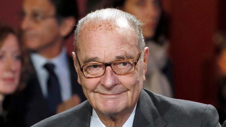Ehemaliger französischer Präsident Jacques Chirac gestorben