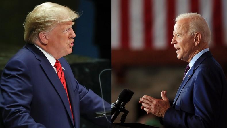 Donald Trump vs. Demokraten:  Was ist dran an den Vorwürfen gegen Joe Biden? (Video)