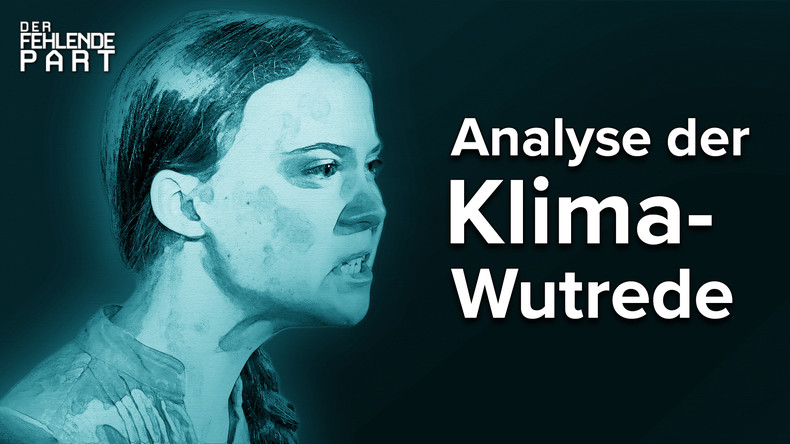 Gretas Klima-Wutrede in New York: Ein Psychiater analysiert