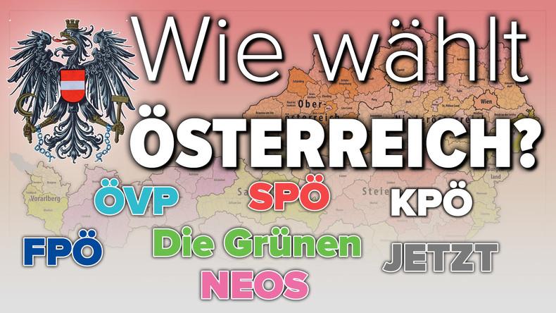 Österreichische Wähler zu RT Deutsch: Bloß nicht wieder mit der FPÖ (Video)