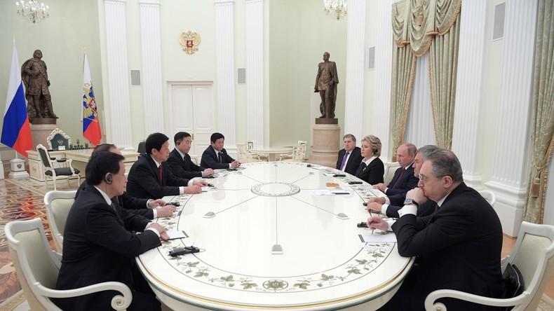 Peking: Chinesisch-russische Zusammenarbeit in den Spitzentechnologien sollte gefördert werden