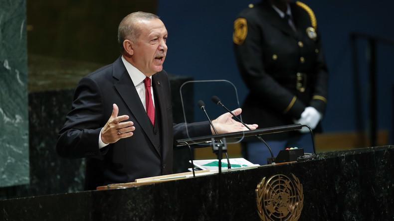 Trotz US-Sanktionen: Türkei wird weiter Öl und Gas vom Iran kaufen