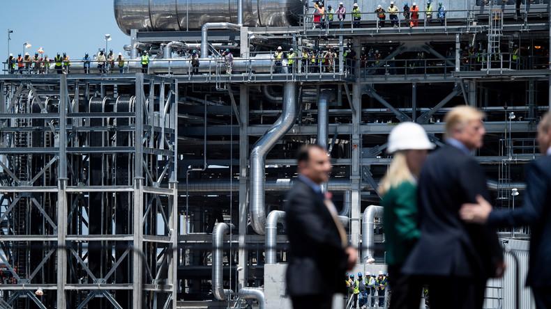 Erdöl und Erdgas als Schlüsselelemente der außenpolitischen US-Agenda