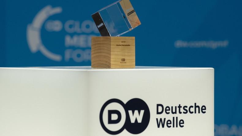 Duma-Kommission: Deutsche Welle hat gegen russisches Recht verstoßen