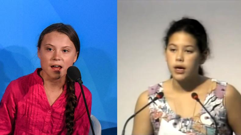 Greta Thunbergs aktivistische Vorgängerin: Die 12-Jährige, die die Welt zum Schweigen brachte