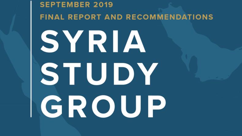 """Wegen der """"nationalen Sicherheit"""": Parteiübergreifende Studie warnt vor US-Rückzug aus Syrien"""