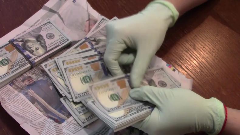 Nicht der Rede wert: US-Korruption in der Ukraine hat seit dem Maidan Tradition (Video)