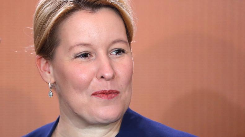 Familienministerin Giffey will Frauenquote auf Unternehmensvorstände ausweiten