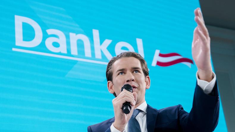 Sebastian Kurz ist großer Wahlgewinner in Österreich (Video)