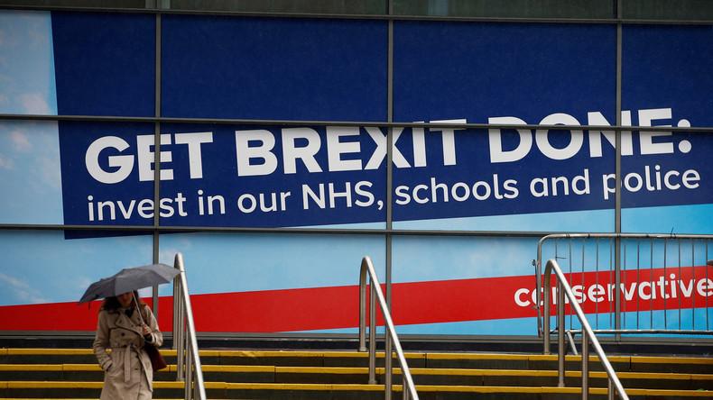 Britischer Finanzminister: Großbritannien wird mit oder ohne Abkommen EU am 31. Oktober verlassen