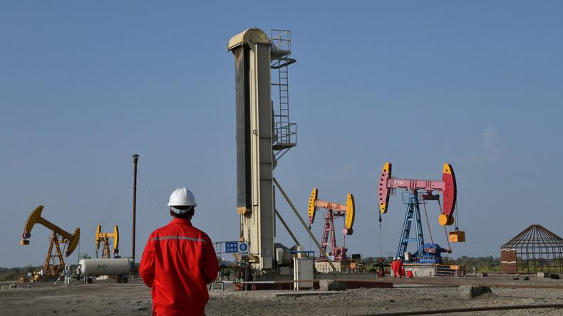 Neu entdeckte massive Öllagerstätte könnte zum entscheidenden Faktor für China werden