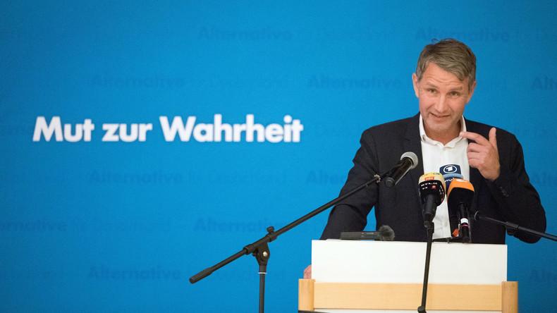 Gericht: Thüringer AfD-Chef Höcke darf als Faschist bezeichnet werden