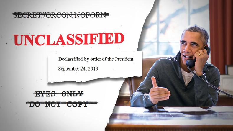 """""""Wir lesen es gern"""" – Marija Sacharowa schlägt vor, Obama-Gespräche zu veröffentlichen"""