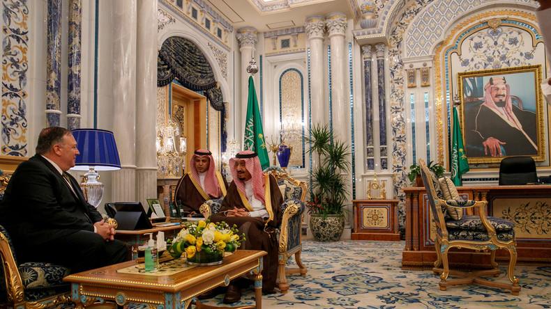 Saudi-Arabien: Wackelt die Herrschaft der Al-Sauds?