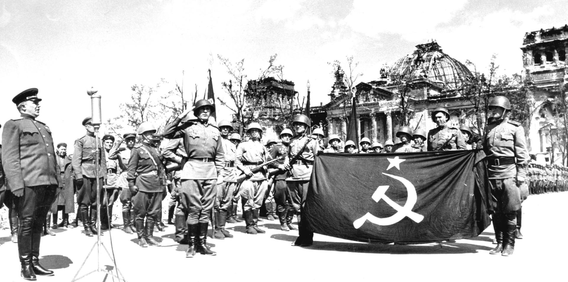 Befreiung: General analysiert letzte sowjetische Kriegsoperationen (Teil 1)