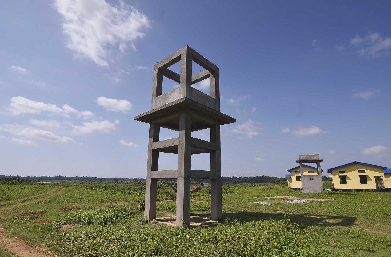 Indien baut Internierungslager für fast zwei Millionen Ausgebürgerte in Assam