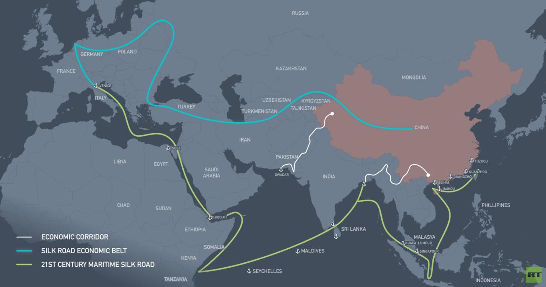 Frieden durch Handel und Entwicklung? Was steht hinter Chinas ehrgeizigem Seidenstraßen-Megaprojekt?