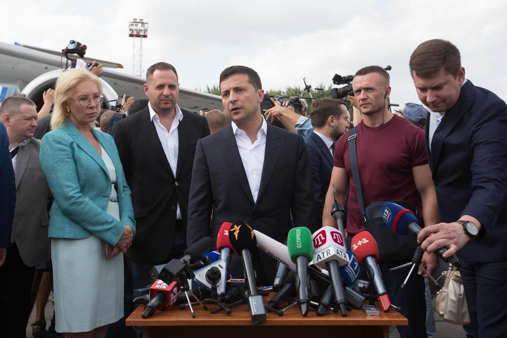 Die Ukraine steht vor einem neuen Minsker Abkommen