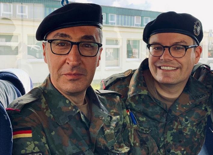 Voll grün, voll angesagt: Auch die Bundeswehr verteidigt jetzt die Umwelt