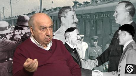 Der Historiker Alexander Oganowitsch Tschubarjan im Gespräch mit RT, August 2019