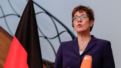 Will nichts mit der AfD zu tun haben: Die CDU-Vorsitzende Annegret Kramp-Karrenbauer