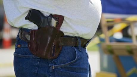 Supermärkte in den USA untersagen offenes Tragen von Waffen