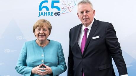 Streit um Deutsche Welle: Staatsduma droht dem Sender mit Entzug der Akkreditierung