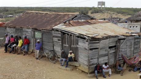 Die Angehörigen des Wayuu-Volkes in Kolumbien leben unter ärmsten Bedingungen (Pueblo Nuevo, 15. August 2010).
