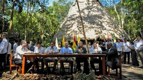 Sieben südamerikanische Länder schließen Pakt zum Schutz des Amazonasgebiets