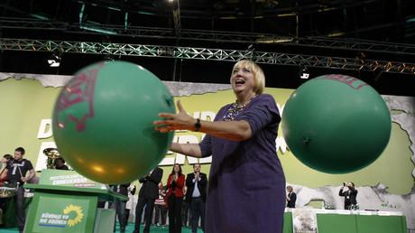 Sollte es mit derlei riesen Luftballon-Spaß bald vorbei sein?