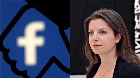 RT-Chefredakteurin Margarita Simonjan.