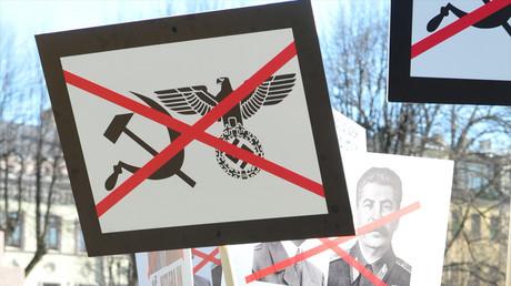 Revisionismus pur: Europaparlament erklärt Hitler-Stalin-Pakt zur Ursache für den Zweiten Weltkrieg (Archivbild)