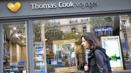 Der britische Reiseveranstalter Thomas Cook ist pleite.