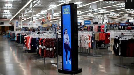 Nackte Unschuldsbeweise: Supermarkt-Personal verdächtigt Frau des Diebstahls – sie zieht sich aus (Symbolbild)