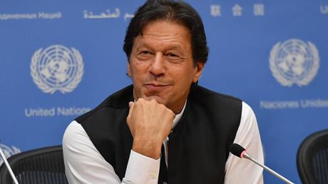Pakistans Ministerpräsident Imran Khan machte schlechte Erfahrungen mit den Straßen in New York während seines Besuches zur UN-Vollversammlung.
