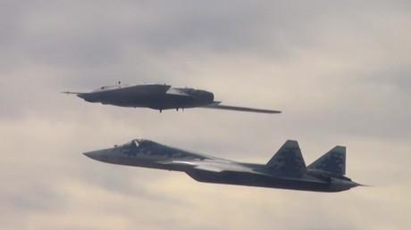 """Russland: Anti-Schiffs-Marschflugkörper und Kampfdrohne """"Ochotnik""""  getestet"""
