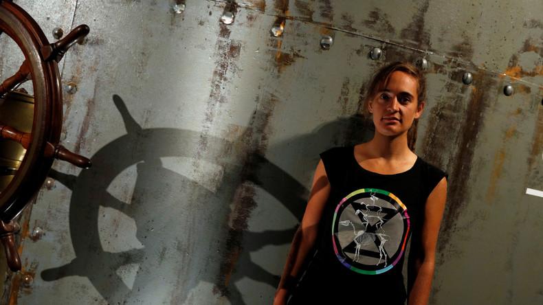 Greta Thunbergs radikalere Version? Sea-Watch Kapitänin Rackete entdeckt den Klimaaktivismus