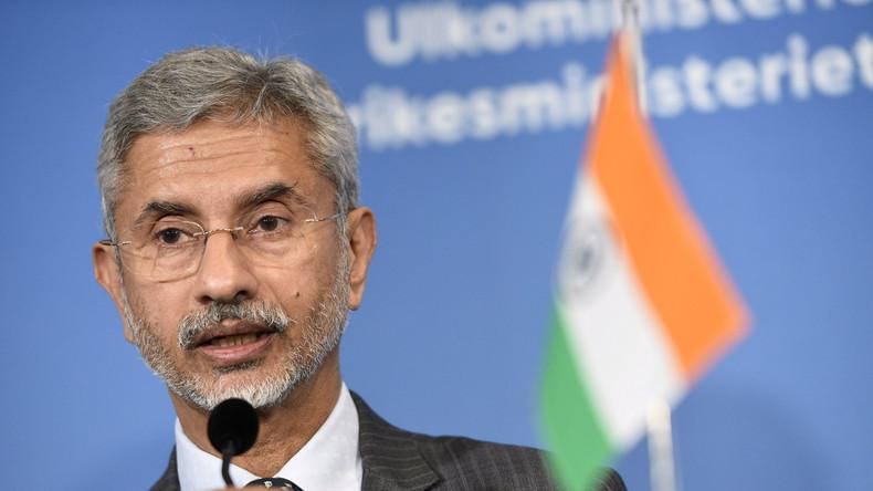 Indischer Außenminister: USA werden unsere militärische Einkaufsstrategie nicht diktieren