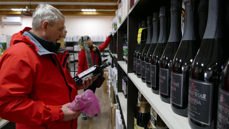 Konsum drastisch gesunken: WHO sieht Russland als Vorbild im Kampf gegen Alkoholismus